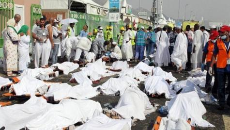 Image - Bousculade de Mina: 14 morts recensés et 49 disparus côté sénégalais (Source officielle)