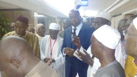 Mankeur Ndiaye entre New York et Arabie Saoudite : Une intense activité diplomatique !
