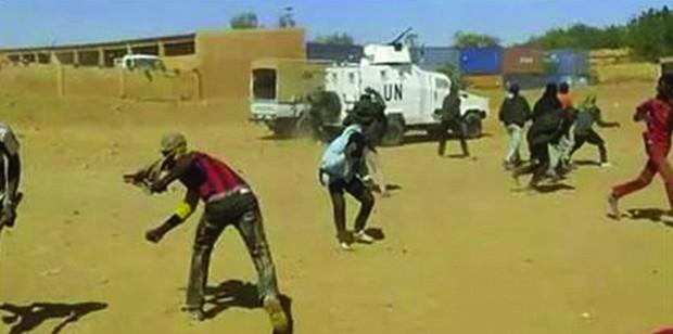 Pour dénoncer son jeu trouble : Des Maliens dans les rues contre la Minusma