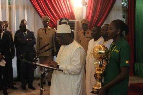 Récéption des Lionnes du basket au Palais : La cérémonie renvoyée à une date ultérieure