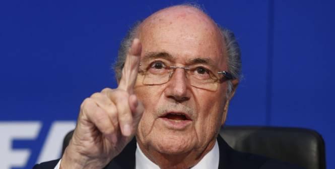 Sepp Blatter : « J'arrêterai le 26 février. Pas un jour plus tôt »