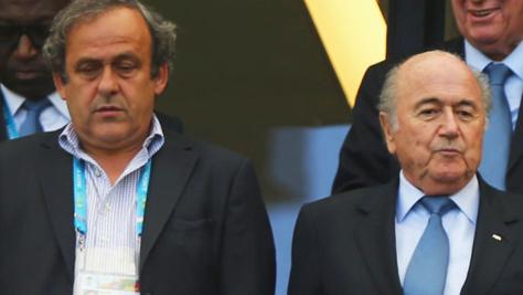 FIFA : Michel Platini et Sepp Blatter suspendus 90 jours
