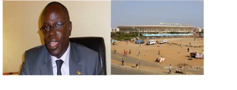 """Matar Bâ, ministre des Sports : """"Le Palais des sports sera construit sur la réserve foncière du Stade Léopold Sédar Senghor"""""""