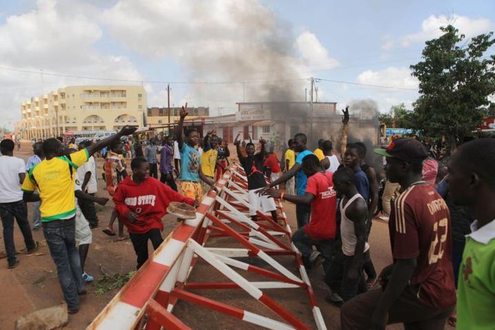 Burkina Faso : Les morts du putsch manqué enterrés à Ouagadougou