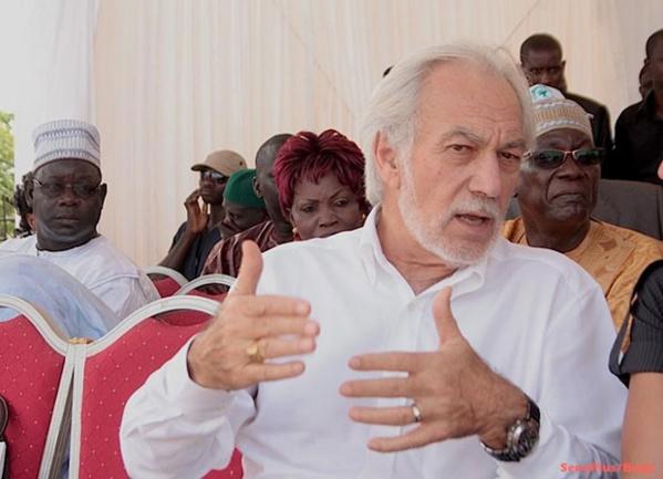 Accident / Autoroute à Péage : Les condoléances du DG Gérard Sénac à la famille de Gora Thiam