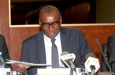 """Sidiki Kaba apporte la réplique Me Mame Adama Guèye: """"Quand on attaque, il faut disposer de preuves tangibles, irréfutables """""""