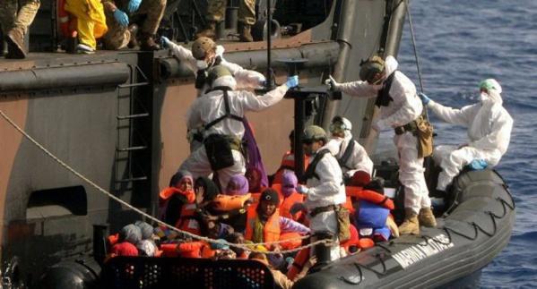 Emigration clandestine: Près de cent Sénégalais alpagués en Libye
