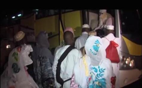 Les derniers pèlerins arrivent à Dakar à partir de lundi (officiel)