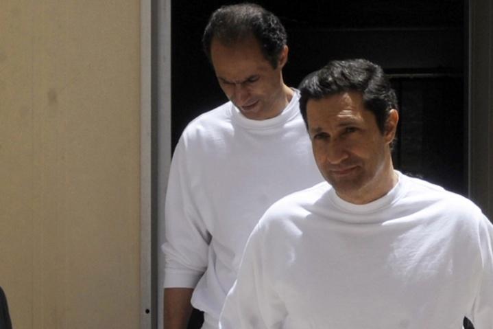 Egypte : les fils de Moubarak libérés