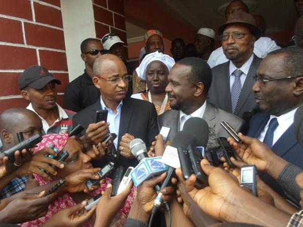 Guinée : Les sept adversaires de Condé réclament l'annulation du scrutin du 11 octobre