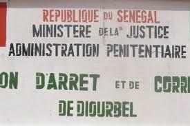 Mac de Diourbel : Une centaine de détenus en grève de la faim