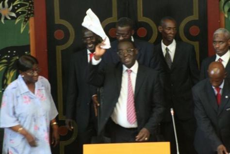 Présidence de l'Assemblée nationale: Moustapha Niasse rempile