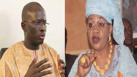 Bataille pour le contrôle du groupe parlementaire des libéraux : La guerre entre Fada et Aïda Mbodj a bel et bien eu lieu