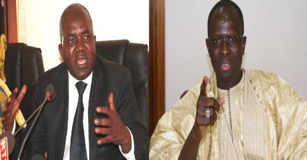 La Commission de discipline du Pds convoquée ce soir: Modou Diagne Fada tout prêt d'être exclu