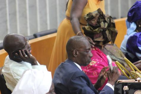 Modou Diagne Fada réagit à son exclusion du Pds
