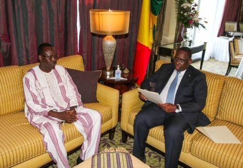 Dénouement de la crise burkinabè: Isaac Zida magnifie le rôle de Macky Sall
