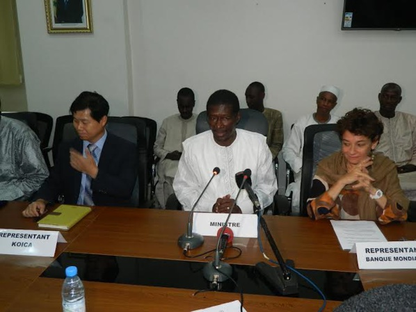 Signature de convention pour la construction de l'Isep de Diamniadio : L'Agence coréenne Koica et la Banque mondiale injectent plus de 5 milliards FCfa dans le projet