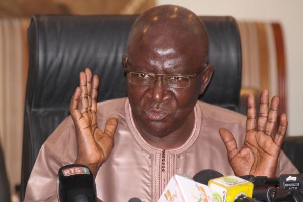 """Drame de Mouna :  """"La situation se stabilise avec 61 décès et 2 disparus"""", selon Amadou Kébé, coordonnateur de la Cellule de crise"""