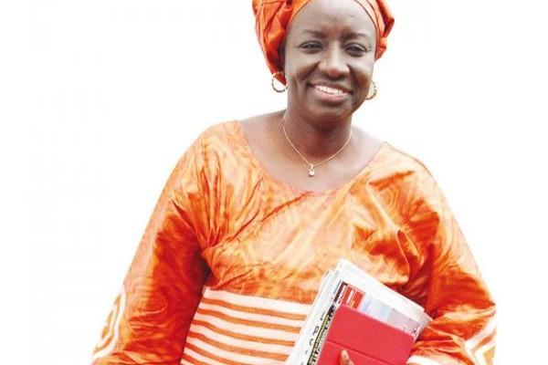 Présidentielle ivoirienne: A la tête de la MOEUA, Aminata Touré débarque à Abidjan