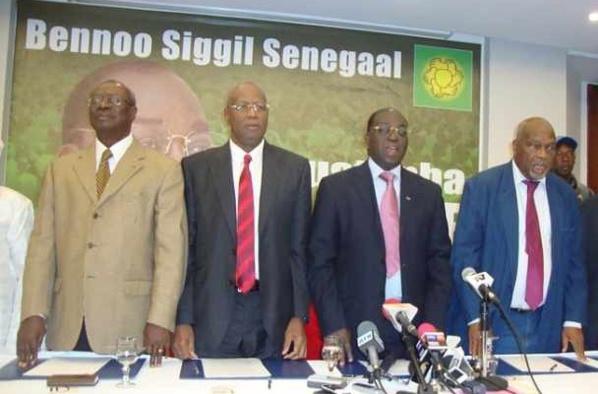 Situation sociopolitique du Sénégal : Benno Siggil Senegaal félicite Modou Diagne Fada