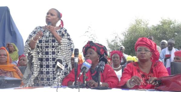 Exclusion de Modou Diagne Fada : Les femmes du Pds roulent pour Wade