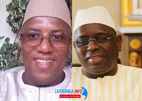Chérif Boun Aïdara et un groupe de marabouts de la Casamance, s'engagent pour la réélection de Macky Sall