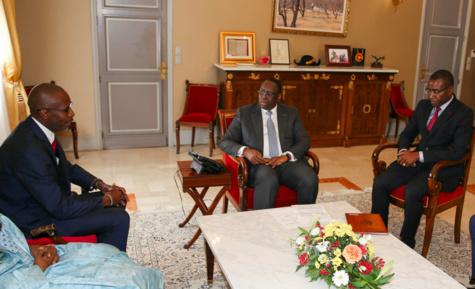 Le Président Macky Sall bénit le projet d'industrie pharmaceutique