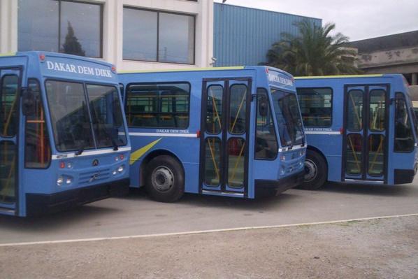 Transport urbain : Dakar Dem Dikk cogite sur une probable hausse des tickets