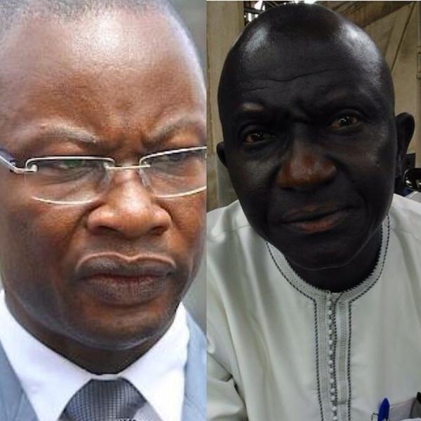 Dakar Dem Dikk : Mamadou Goudiaby accuse Me Moussa Diop de faire dans l'ethnicisme