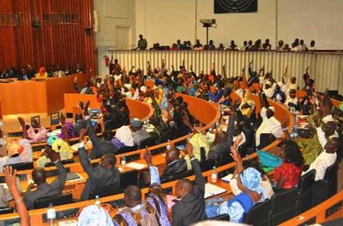 """Assemblée nationale: """"Aucune commission n'a été installée"""", selon l'opposition parlementaire"""