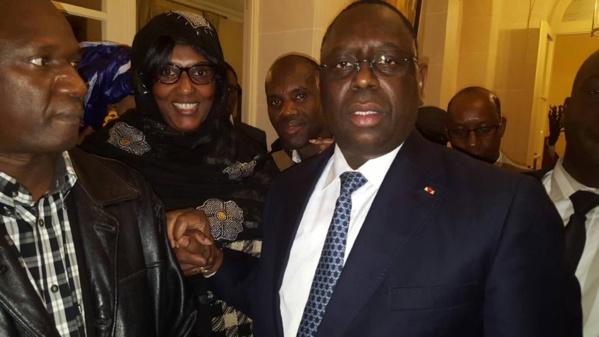 Le Président Sall reçoit à Paris les militants Apr Amandiers