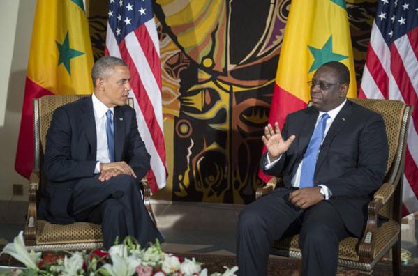 Diligence de la Cedeao dans la crise au Burkina : Barack Obama salue le leadership de Macky Sall