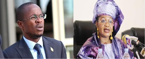 Prolongement de la guégerre parlementaire : Abdou Mbow accuse, Aida Mbodj récuse