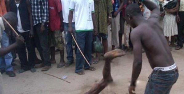 Vol de sexe à la Médina : Un jeune Guinéen sème la pagaille