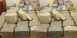 La Douane saisit de la drogue d'une valeur de 2,3 milliards