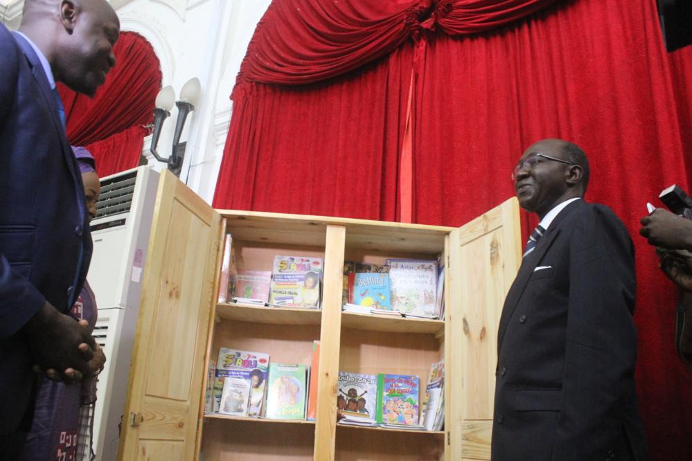 La fondation Kéba Mbaye au chevet de l'école sénégalaise (images)