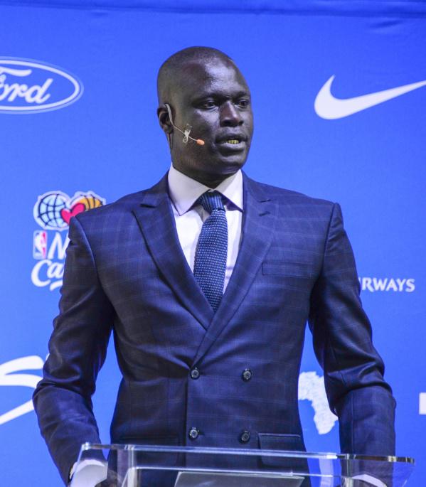 Constat d'Amadou Gallo Fall sur le basket sénégalais : « Notre plus grand problème, c'est la suffisance »