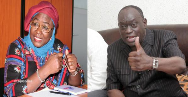 Attaques contre Cheikh Kanté : Adji Mbergane Kanouté sort les cafards de Mamadou Lamine Diallo, Me El Hadj Diouf déballe sur Cissé Lô