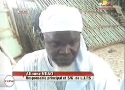 """Imam Ndao après son inculpation pour terrorisme: """"Je ne crains pas la prison, je suis plutôt..."""""""