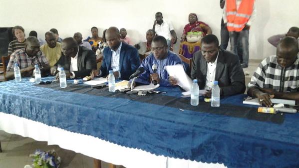 LANCEMENT OFFICIEL DE L'ENTENTE INTER-DEPARTEMENALE DE ZIGUINCHOR : Ziguinchor, Bignona et Oussouye veulent anticiper sur leur émergence