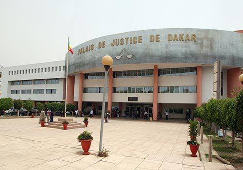 Nouveau doyen des juges, Samba Sall a pris fonction