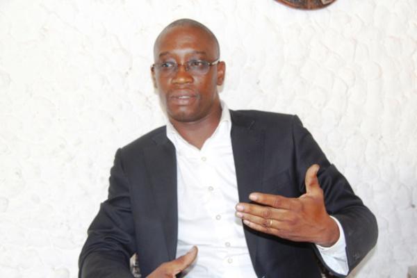 Com du Palais : Mamadou Thiam remercie le Président Sall et réaffirme son engagement à travailler à ses côtés