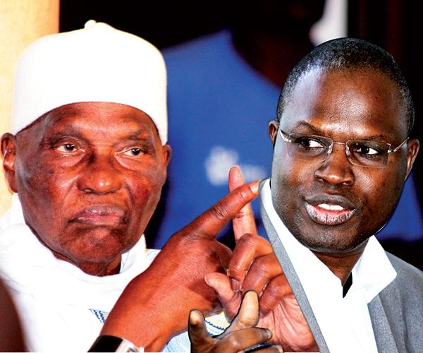 Rencontre émissaires de Khalifa Sall-patron du Pds : Wade fait avorter le traité de versailles