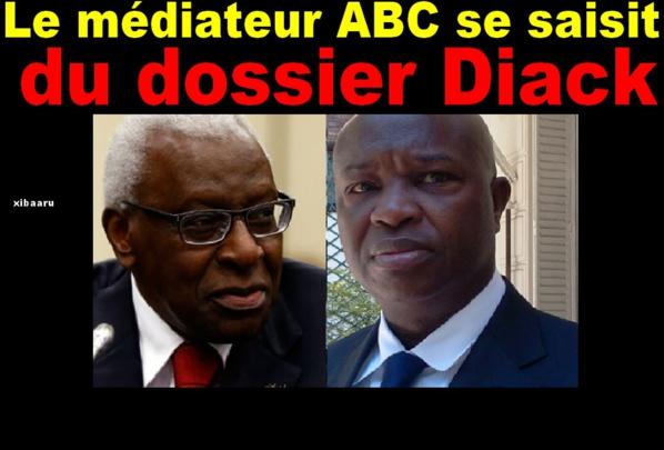 Le Médiateur ABC s'autosaisit du Dossier Lamine Diack…Une première en Afrique