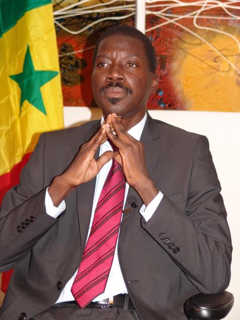Polémique autour de la dévolution du patrimoine de Thiès : Lamine Diallo de « Rewmi » recadre Talla Sylla