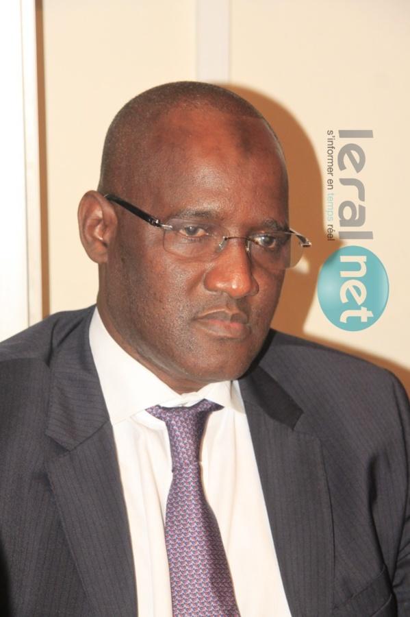 Mansour Elimane Kane, ministre des Transports