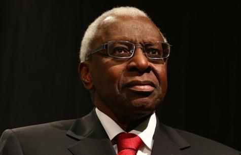 Lamine Diack démissionne du Cio
