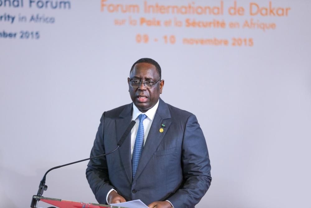 """Sommet de Malte sur la migration : Macky sall va défendre une """"plateforme"""" de la Cédéao"""