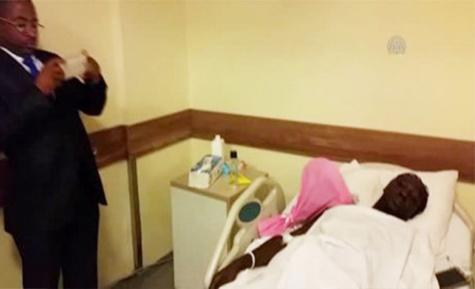 Turquie : Un Sénégalais balancé du troisième étage d'un bureau de poste par trois gaillards