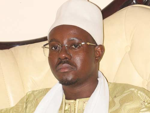Serigne Bassirou Abdou Khadre Mbacké à Guédiawaye, ce vendredi